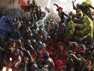 Avengers Age of Ultron wallpaper 2