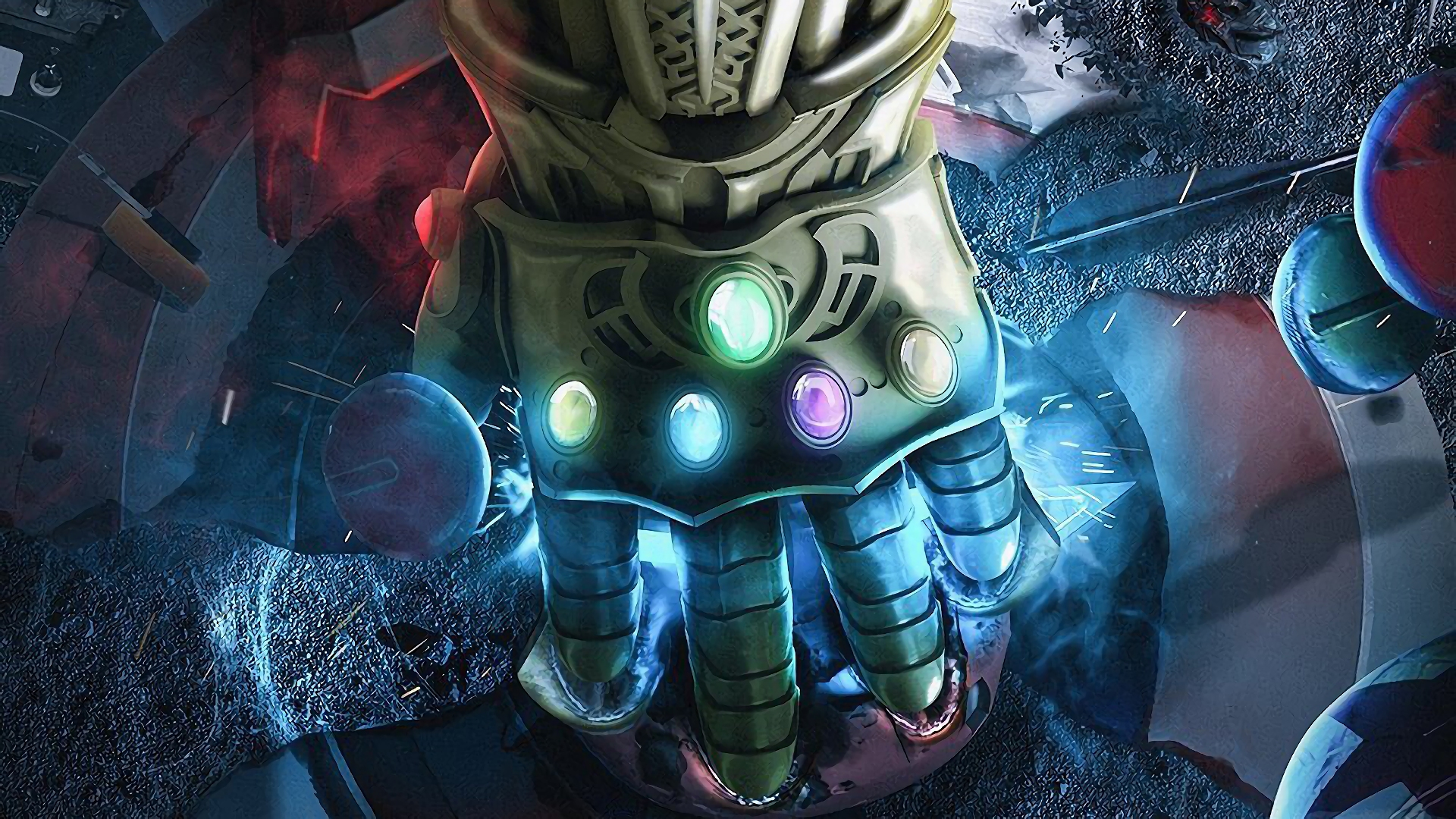 Avengers Infinity War wallpaper 5