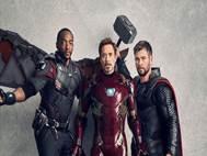 Avengers Infinity War background 3
