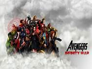 Avengers Infinity War background 4