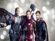 Avengers Infinity War background 7
