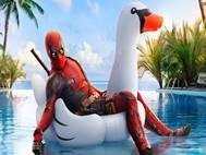Deadpool 2 background 1