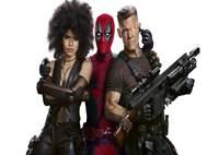 Deadpool 2 background 10