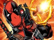 Deadpool 2 background 19