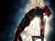 Deadpool 2 background 35