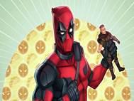 Deadpool 2 background 4