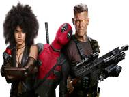 Deadpool 2 background 7