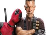 Deadpool 2 background 9