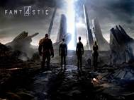 Fantastic Four 2015 wallpaper 4