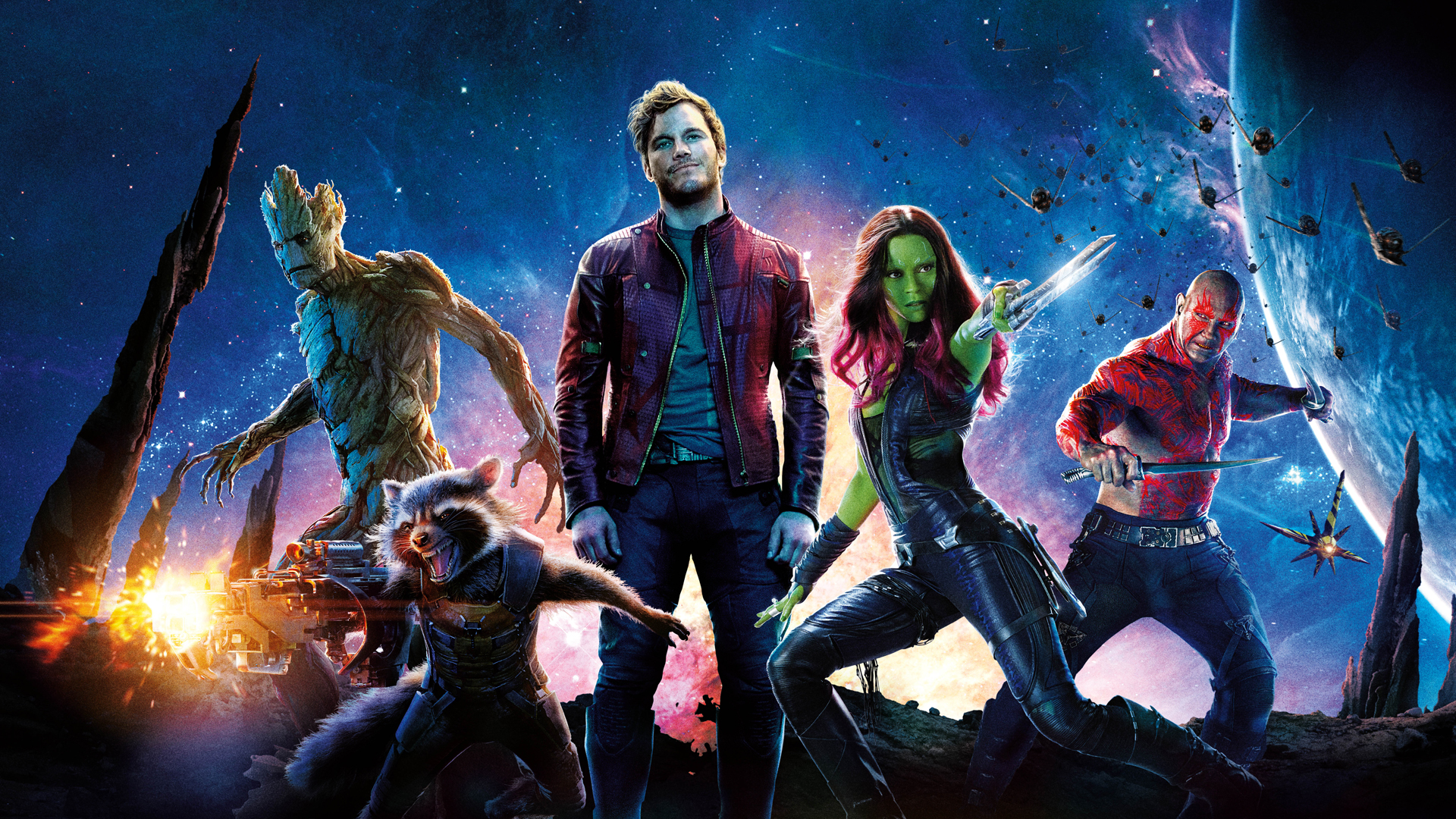 Guardians of the Galaxy wallpaper 5