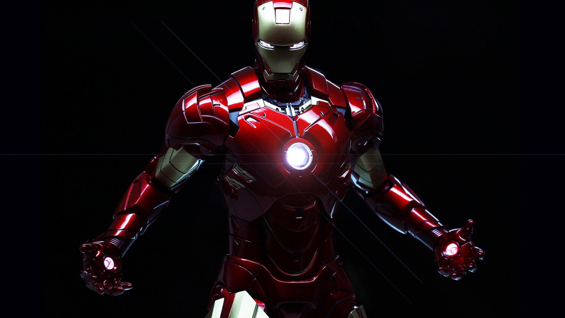 Iron Man 2 Black Background Movies Wallpaper: Iron Man 2 Wallpaper 10