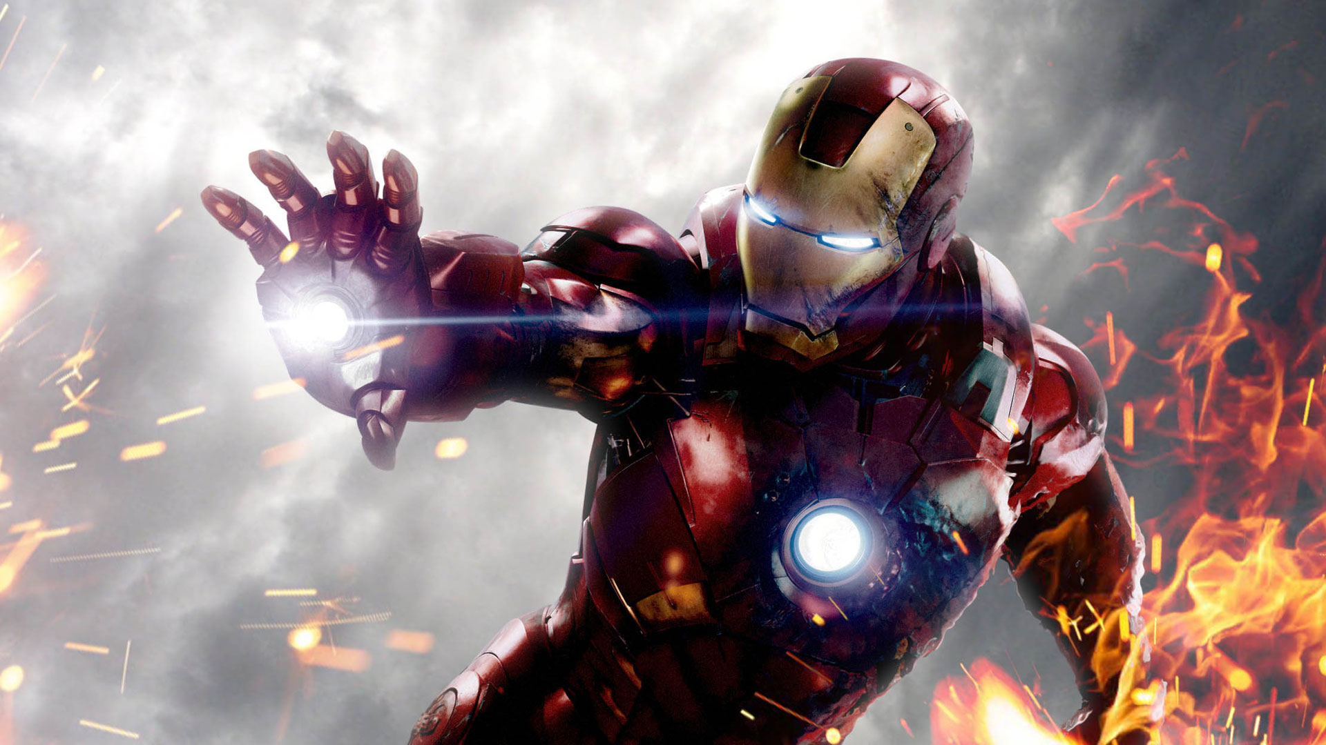 Iron Man 2 Wallpaper 13