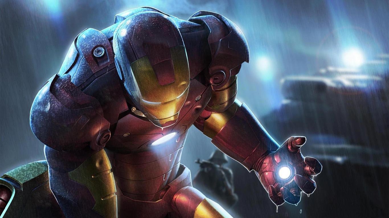 Iron Man 2: Iron Man 2 Wallpaper 15