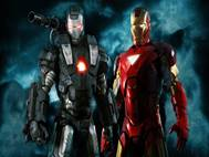 Iron Man 2 wallpaper 2
