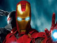 Iron Man 2 wallpaper 4