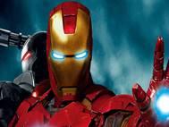 Iron Man 2 wallpaper 4