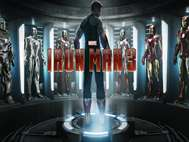 Iron Man 3 wallpaper 1
