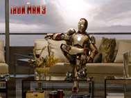 Iron Man 3 wallpaper 3