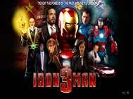 Iron Man 3 wallpaper 8
