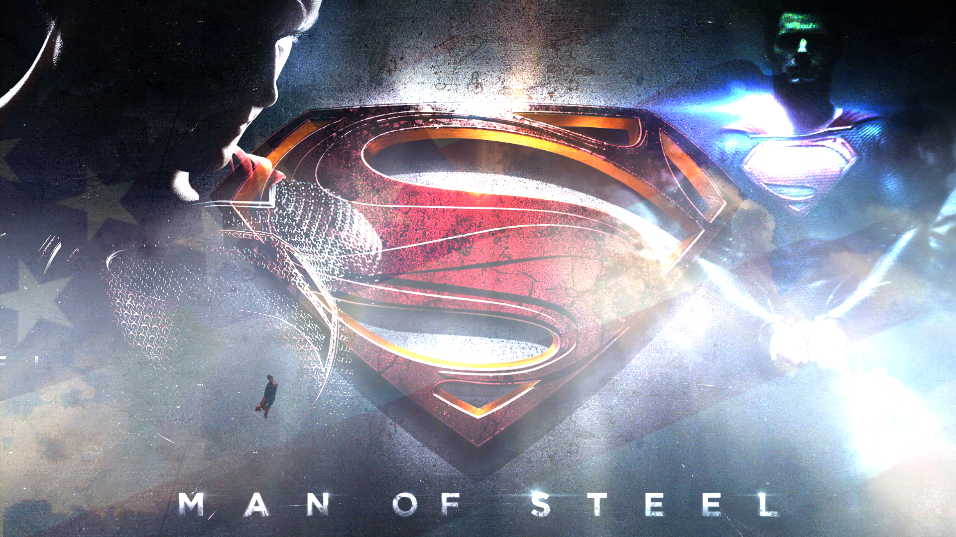 Superman Man of Steel wallpaper 2