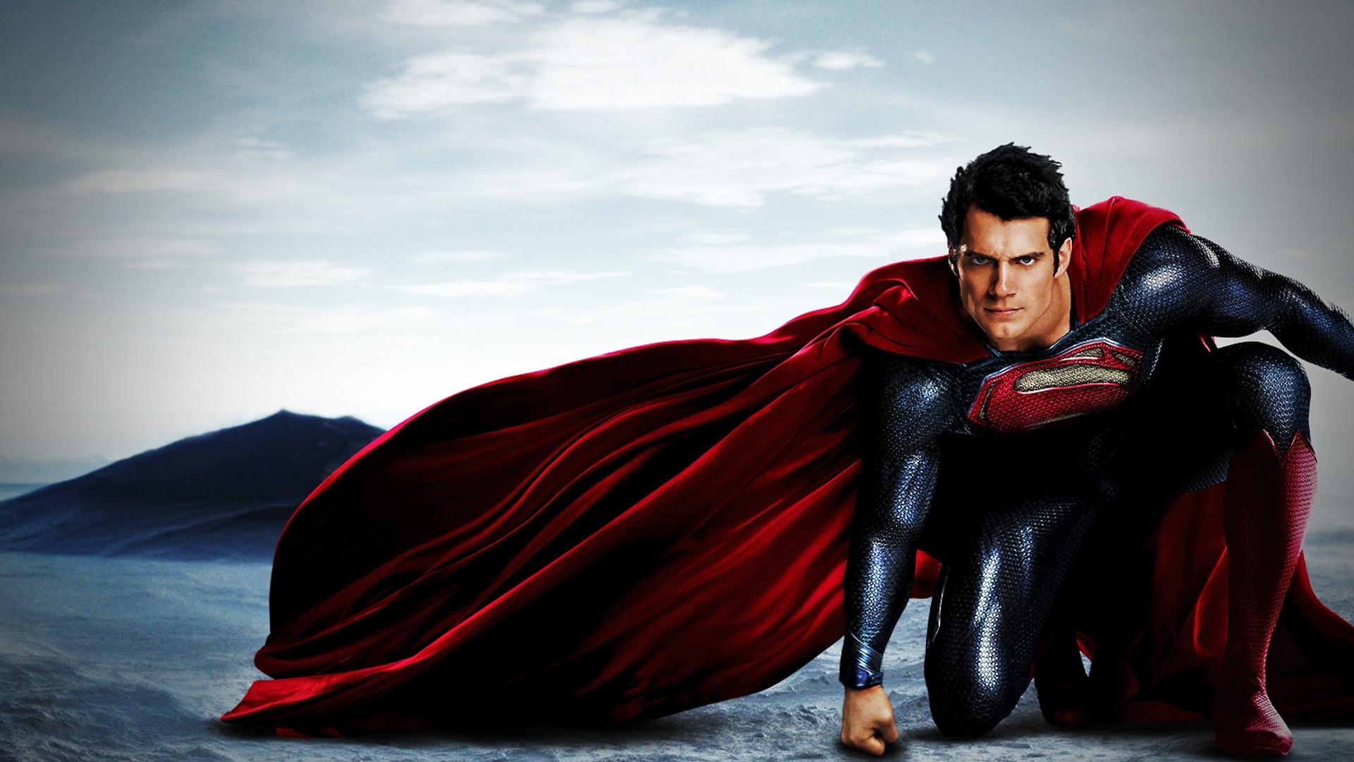 Superman Man of Steel wallpaper 3