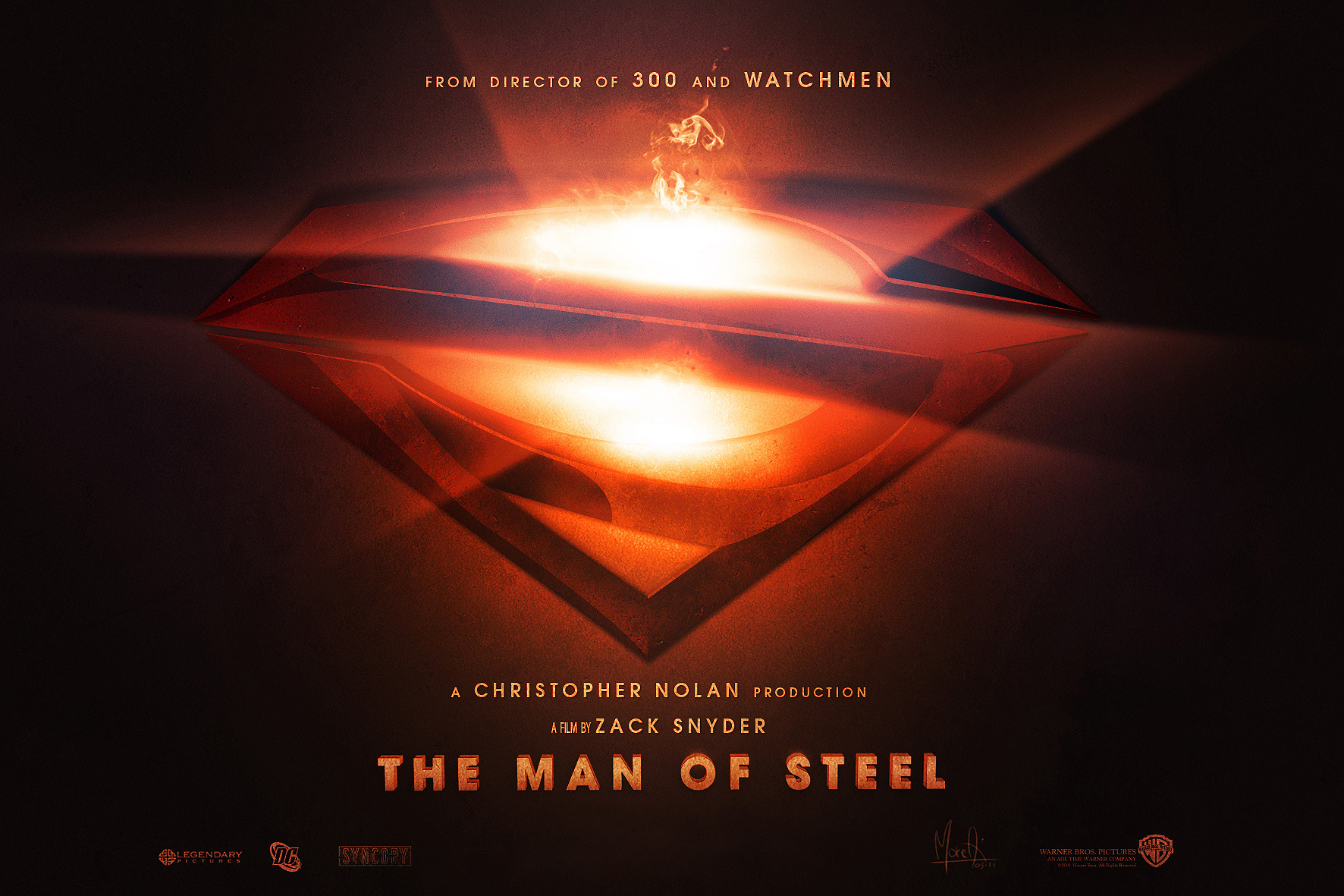 Superman Man of Steel wallpaper 5