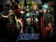The Avengers wallpaper 20
