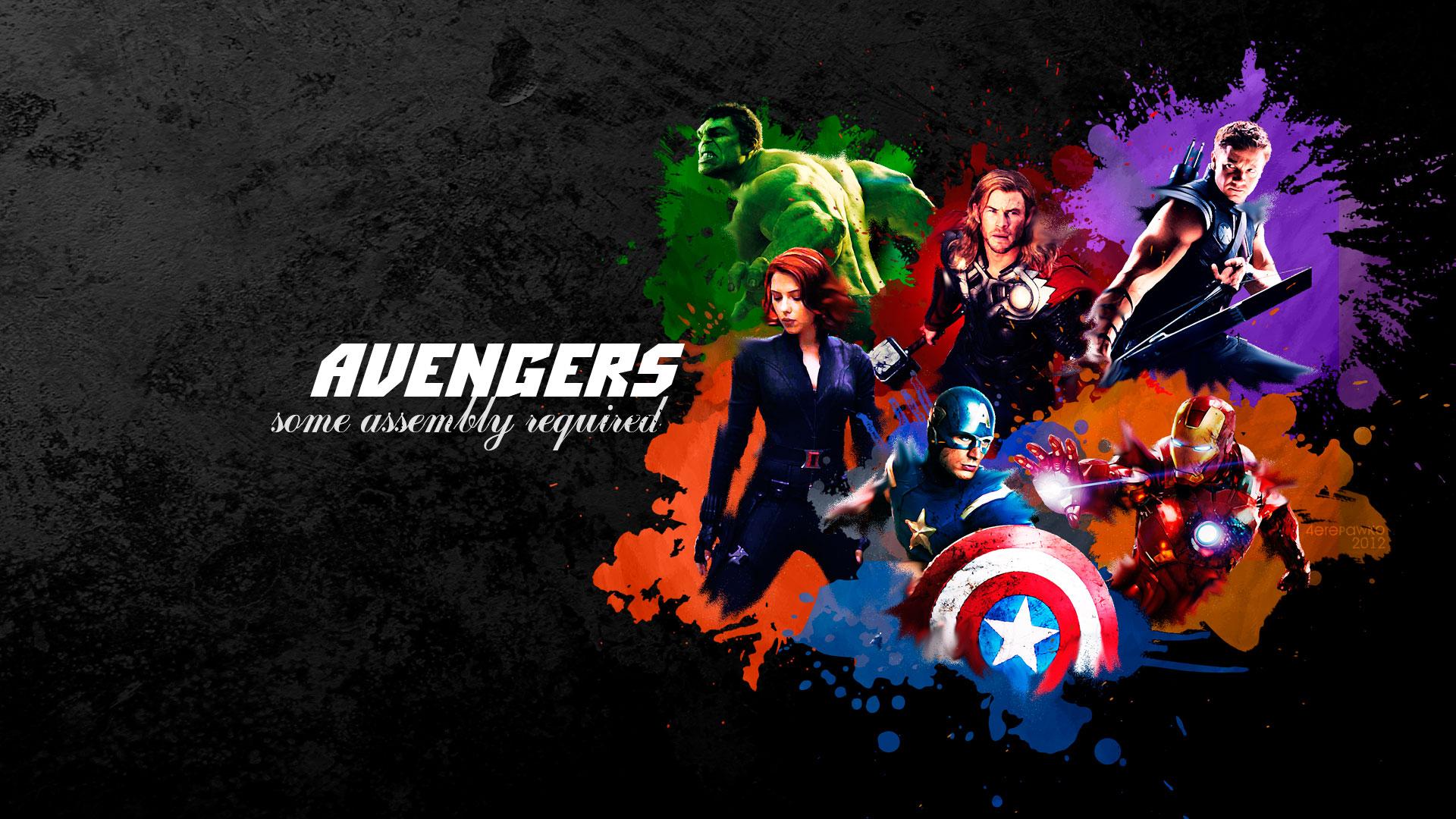 The Avengers wallpaper 3