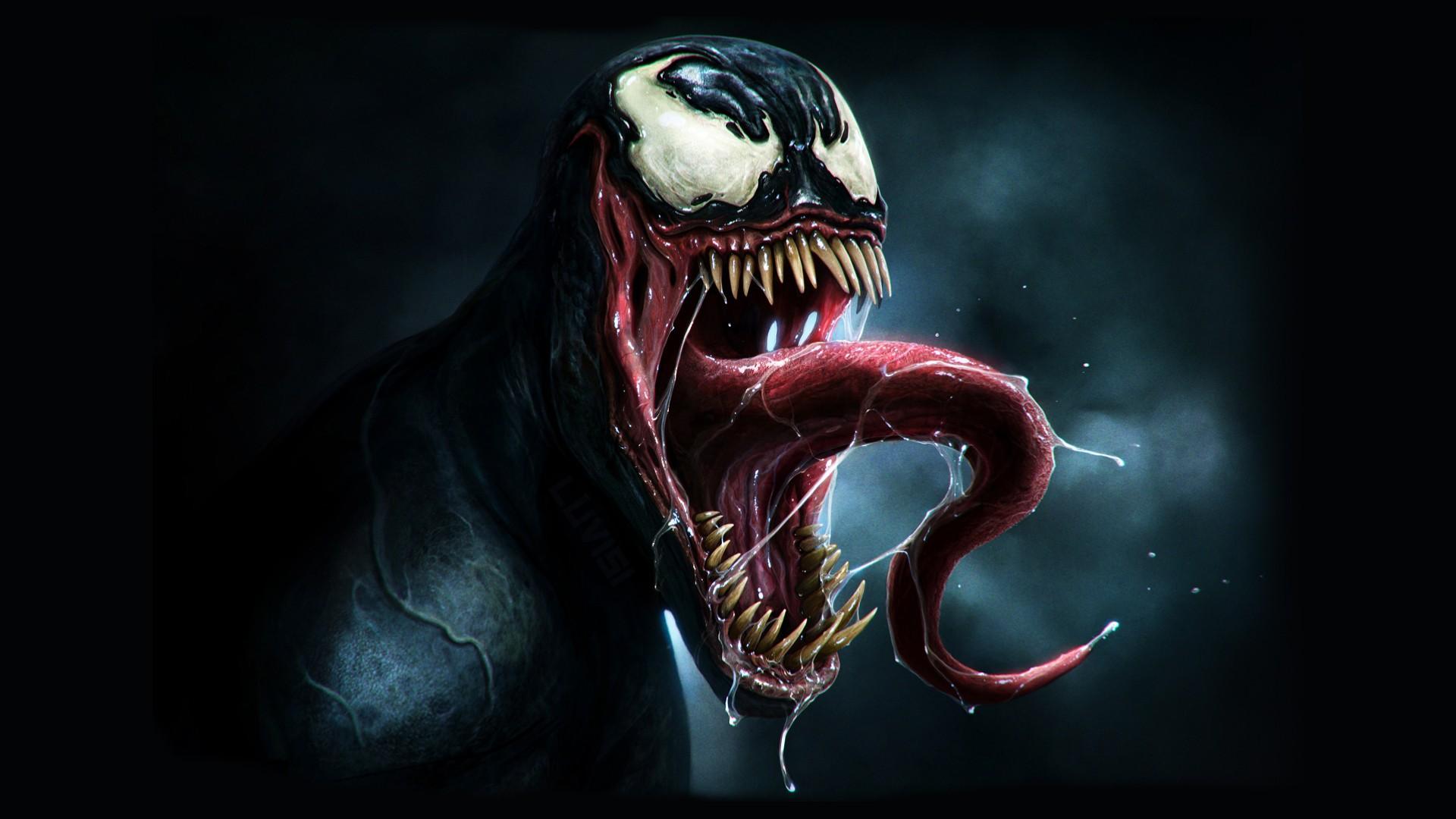 Venom movie background 7