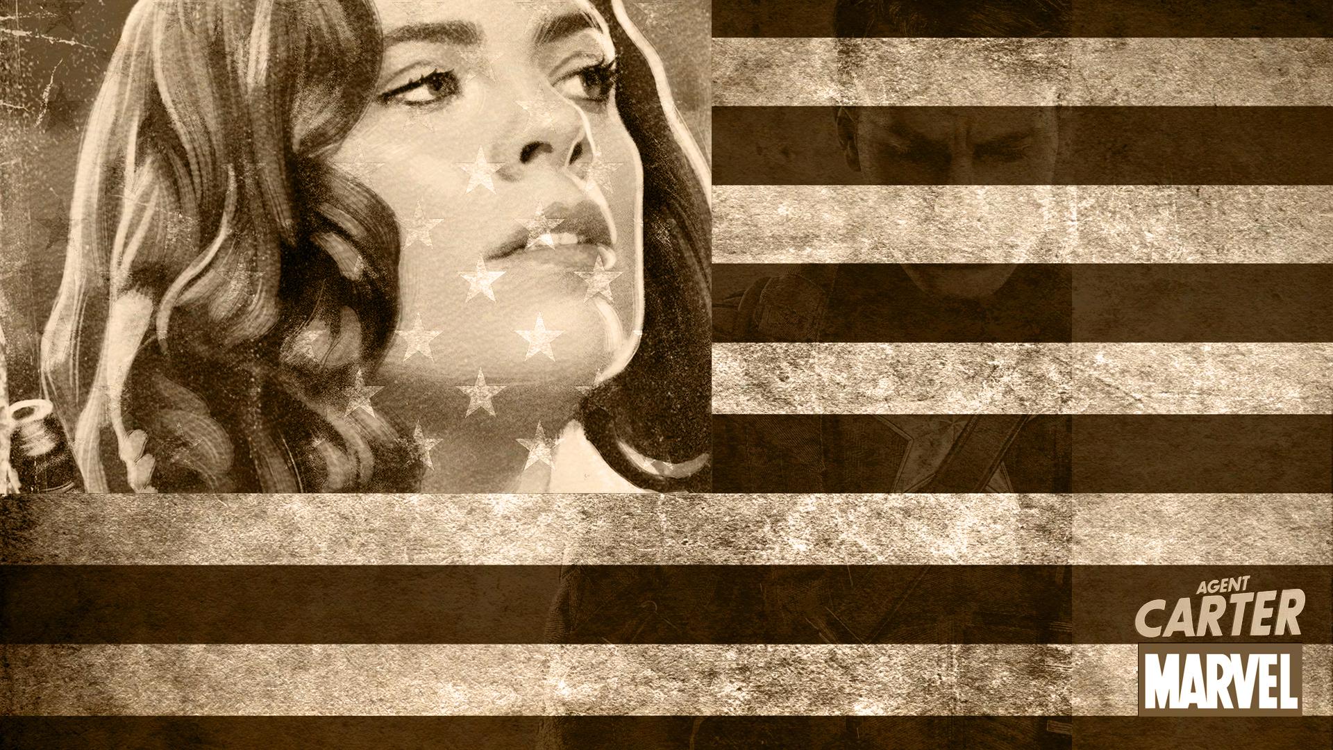 Agent Carter wallpaper 5