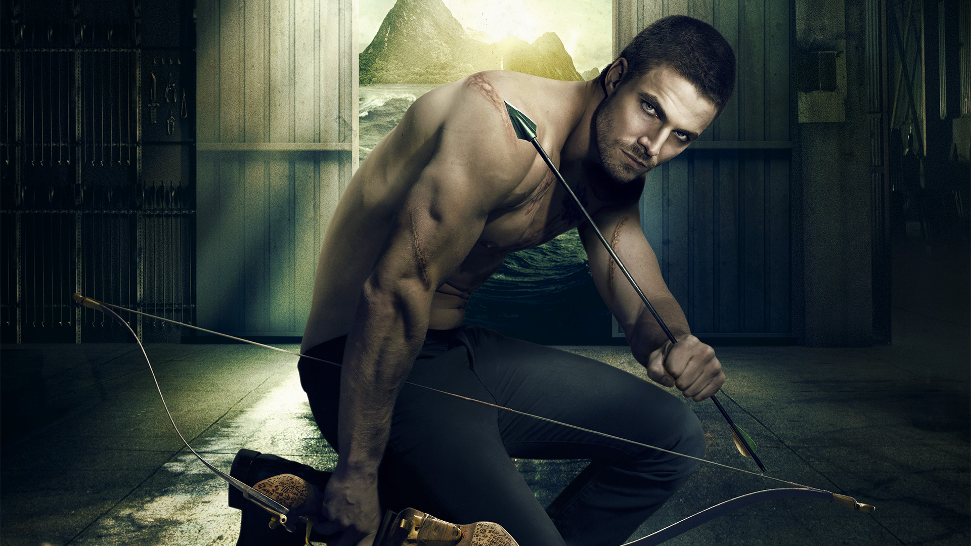 Arrow wallpaper 5