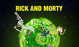 Rick and Morty background 37