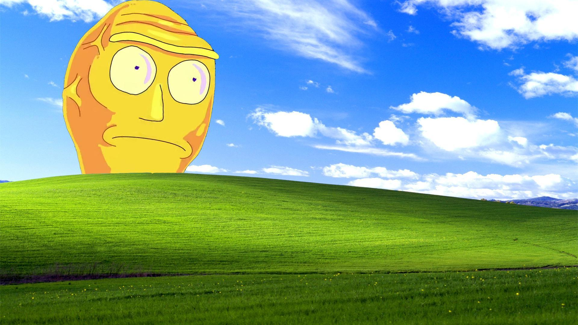 Rick and Morty background 10