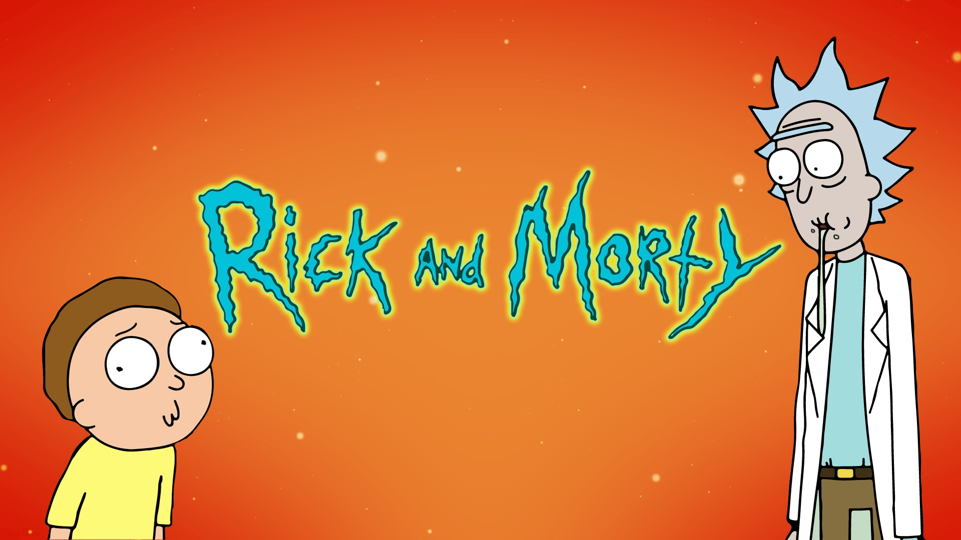 Rick and Morty background 38