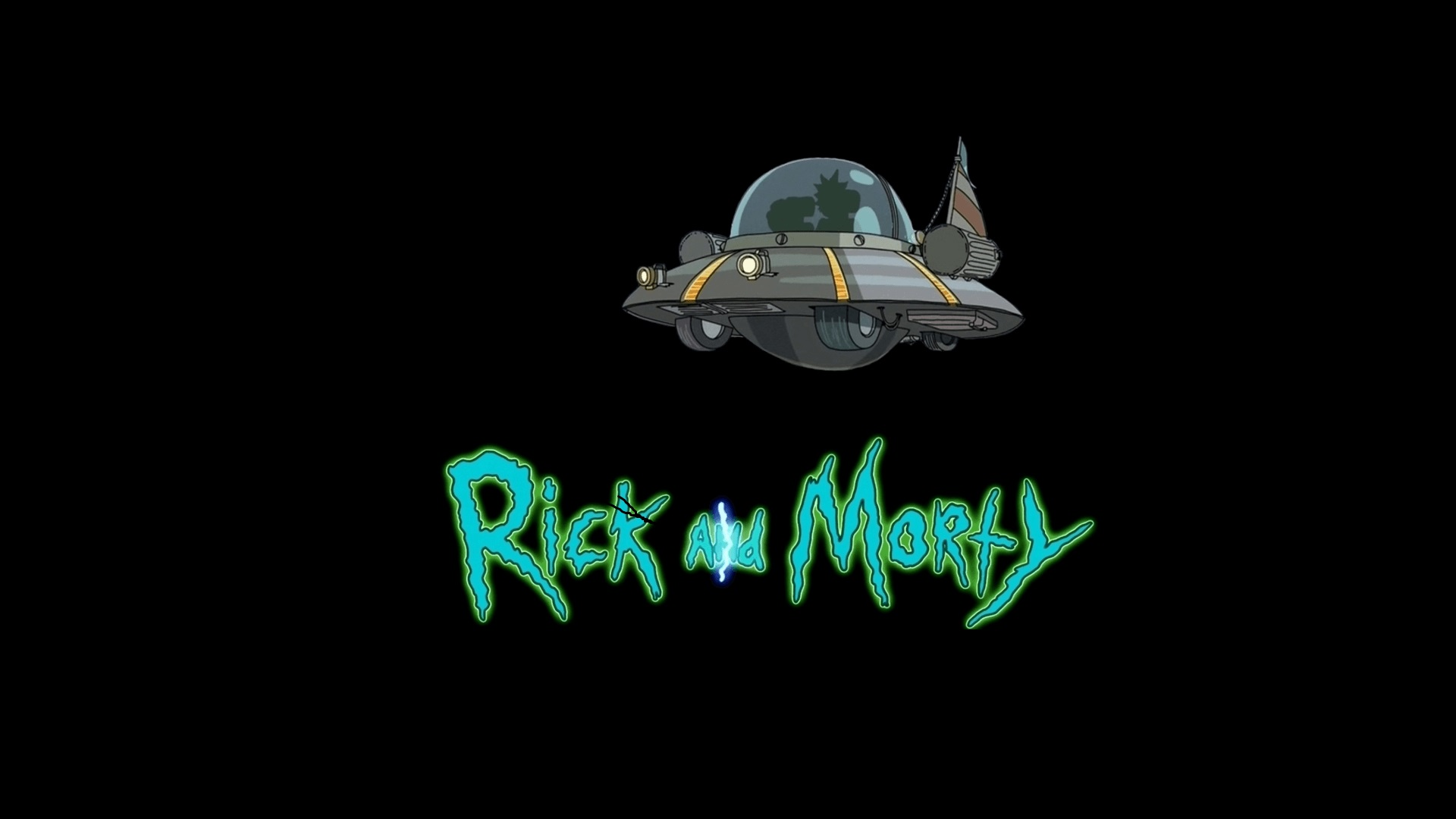 Rick and Morty background 41