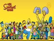 The Simpsons wallpaper 3