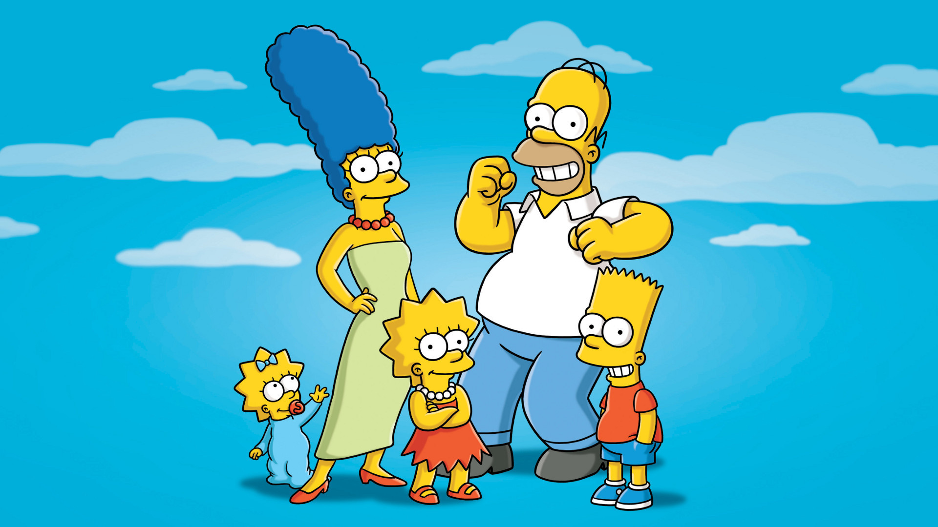 The Simpsons wallpaper 8