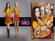 2 Broke Girls wallpaper 2