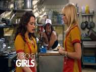 2 Broke Girls wallpaper 8