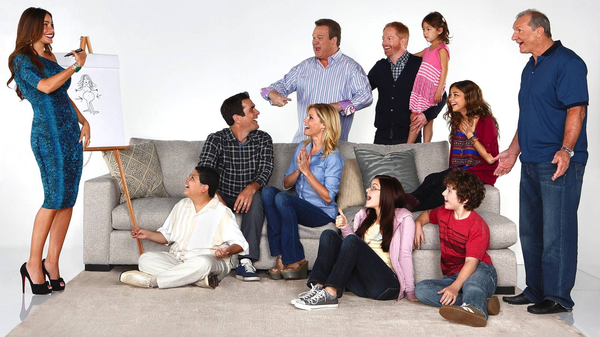Modern family wallpaper 17 for Modern family wallpaper