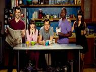 New Girl wallpaper 11