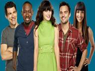 New Girl wallpaper 3