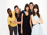 New Girl wallpaper 4