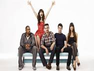 New Girl wallpaper 9