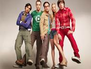 The Big Bang Theory wallpaper 1