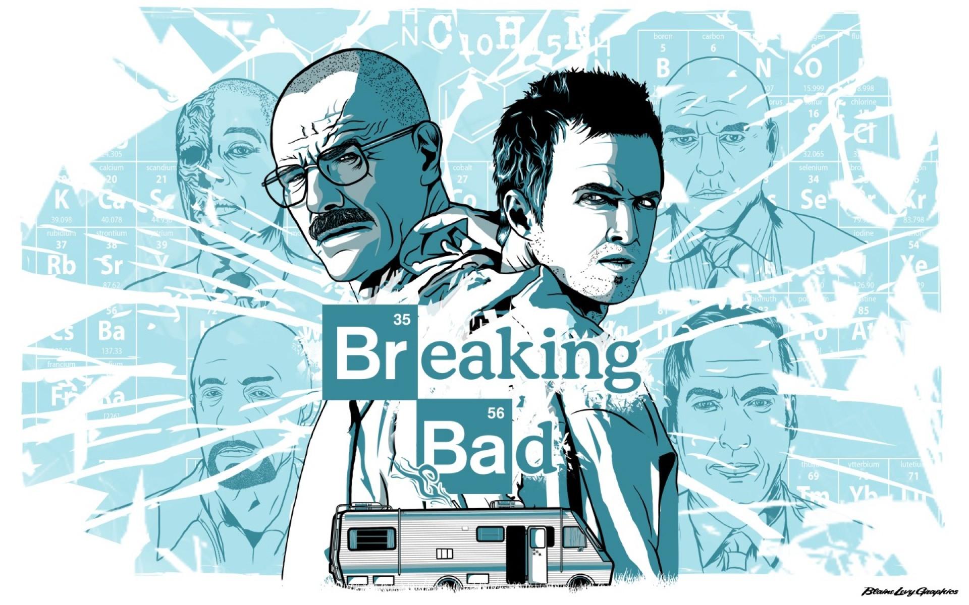 Breaking Bad wallpaper 4