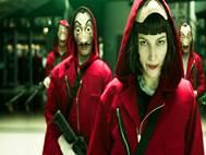 Money Heist Netflix background 13