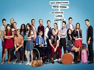 Glee wallpaper 2