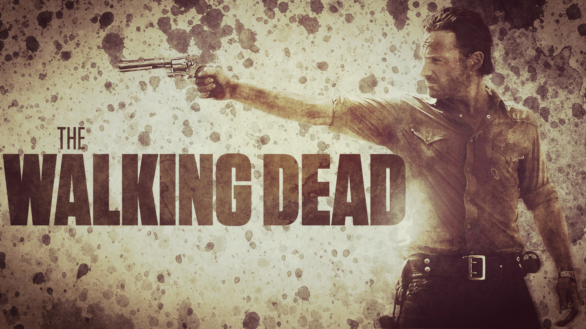 the walking dead wallpaper 4