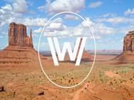 Westworld logo season 2 background 4